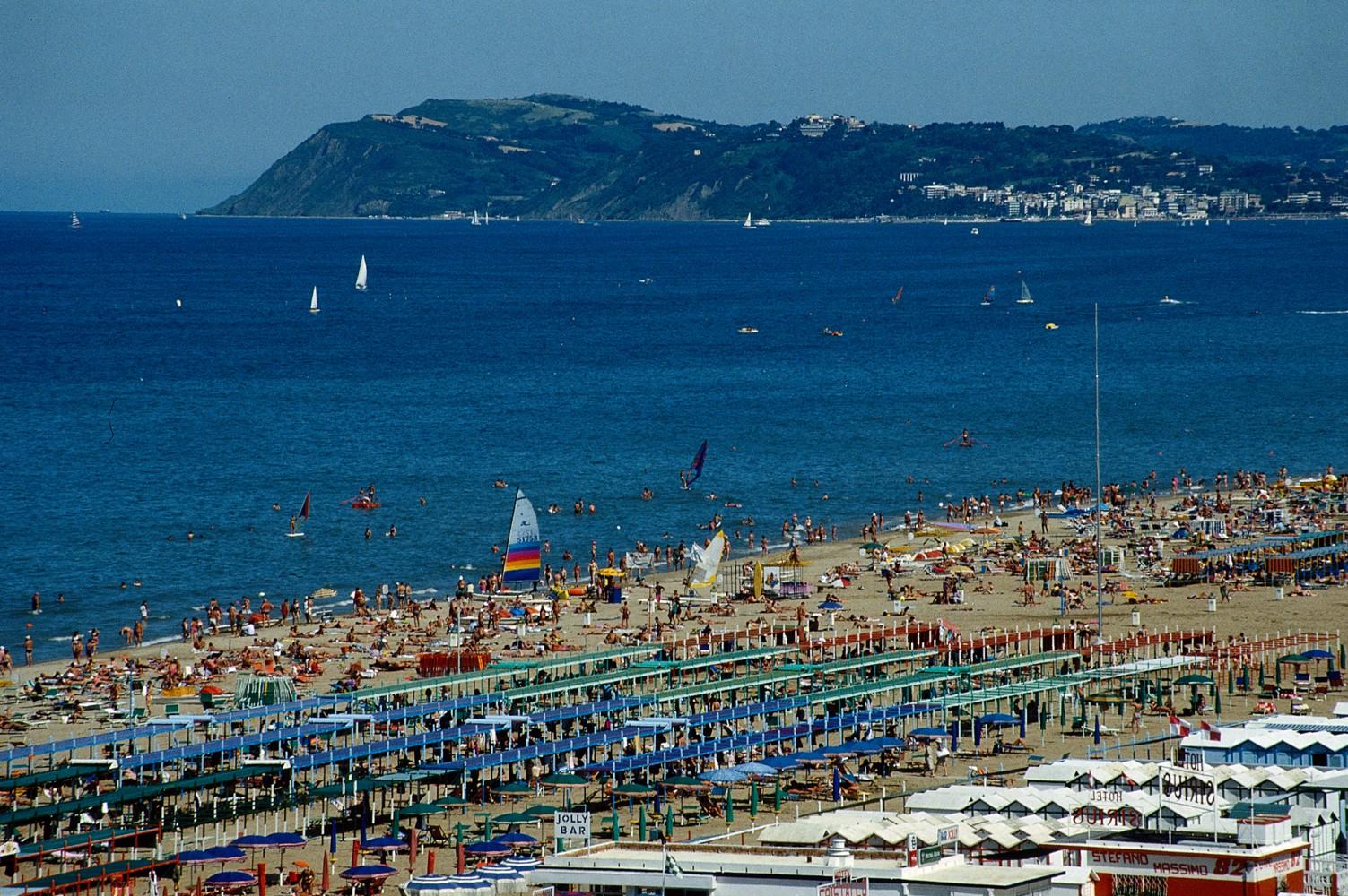 Dove andare al mare a Riccione