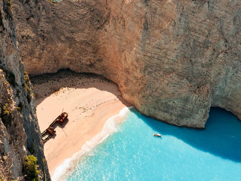 spiagge zante