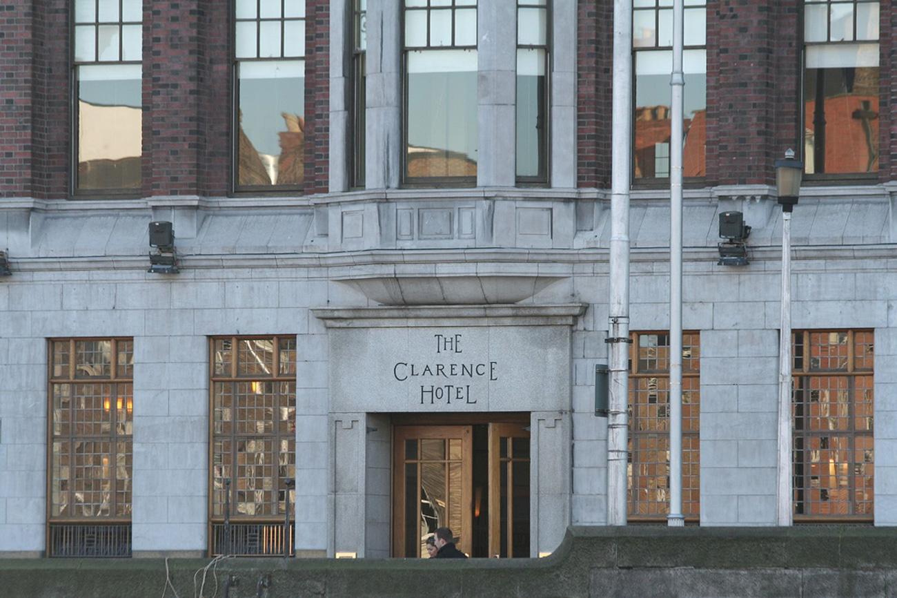 Quanto costa dormire al The Clarence Hotel a Dublino di Bono