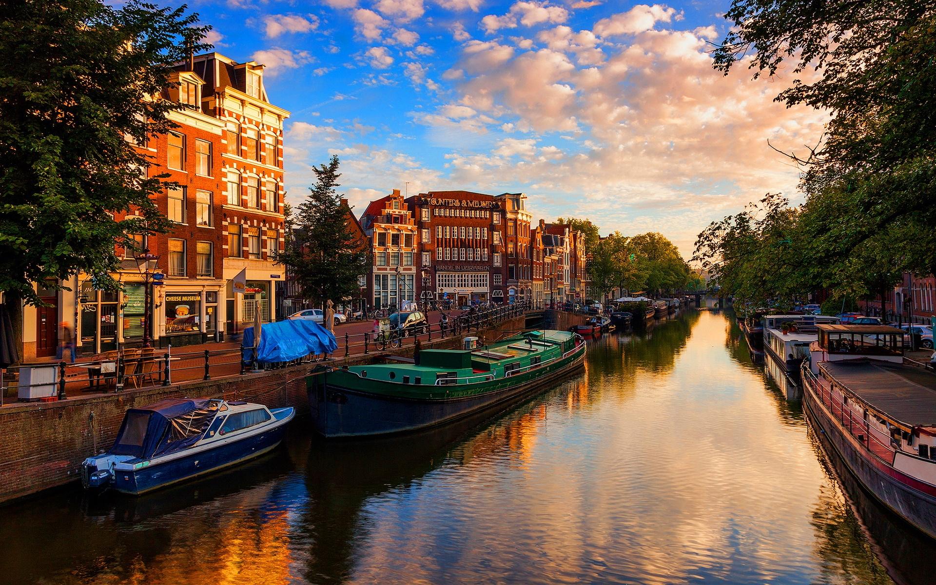 Dieci cose da fare gratis a Amsterdam