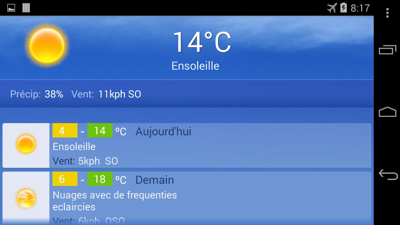 Che temperature Bruxelles a settembre