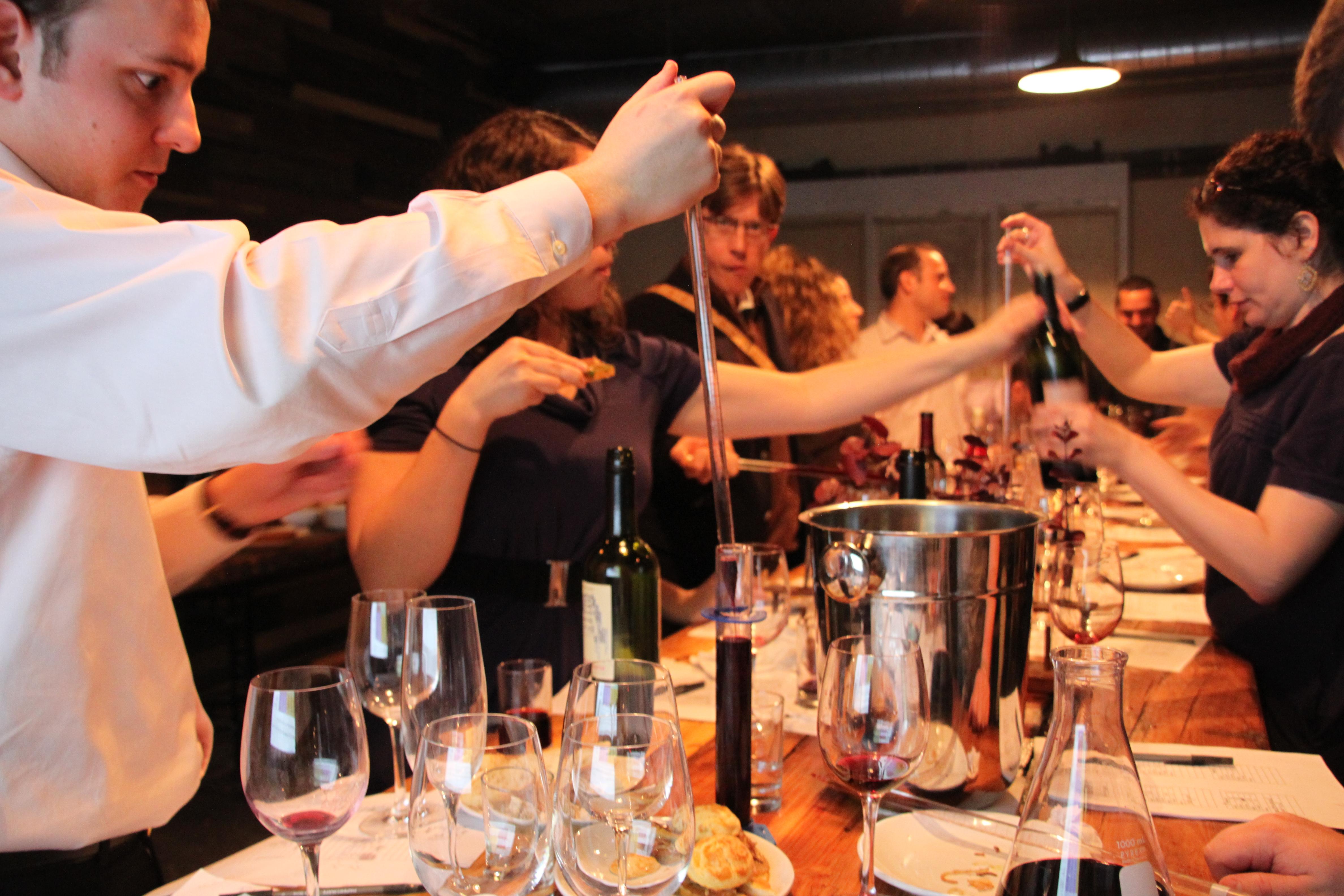 wine party 2015