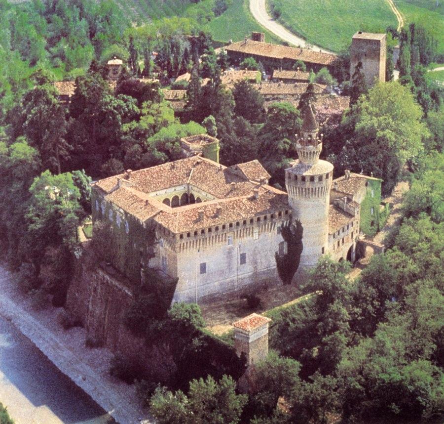 Come arrivare al Castello di Rivalta
