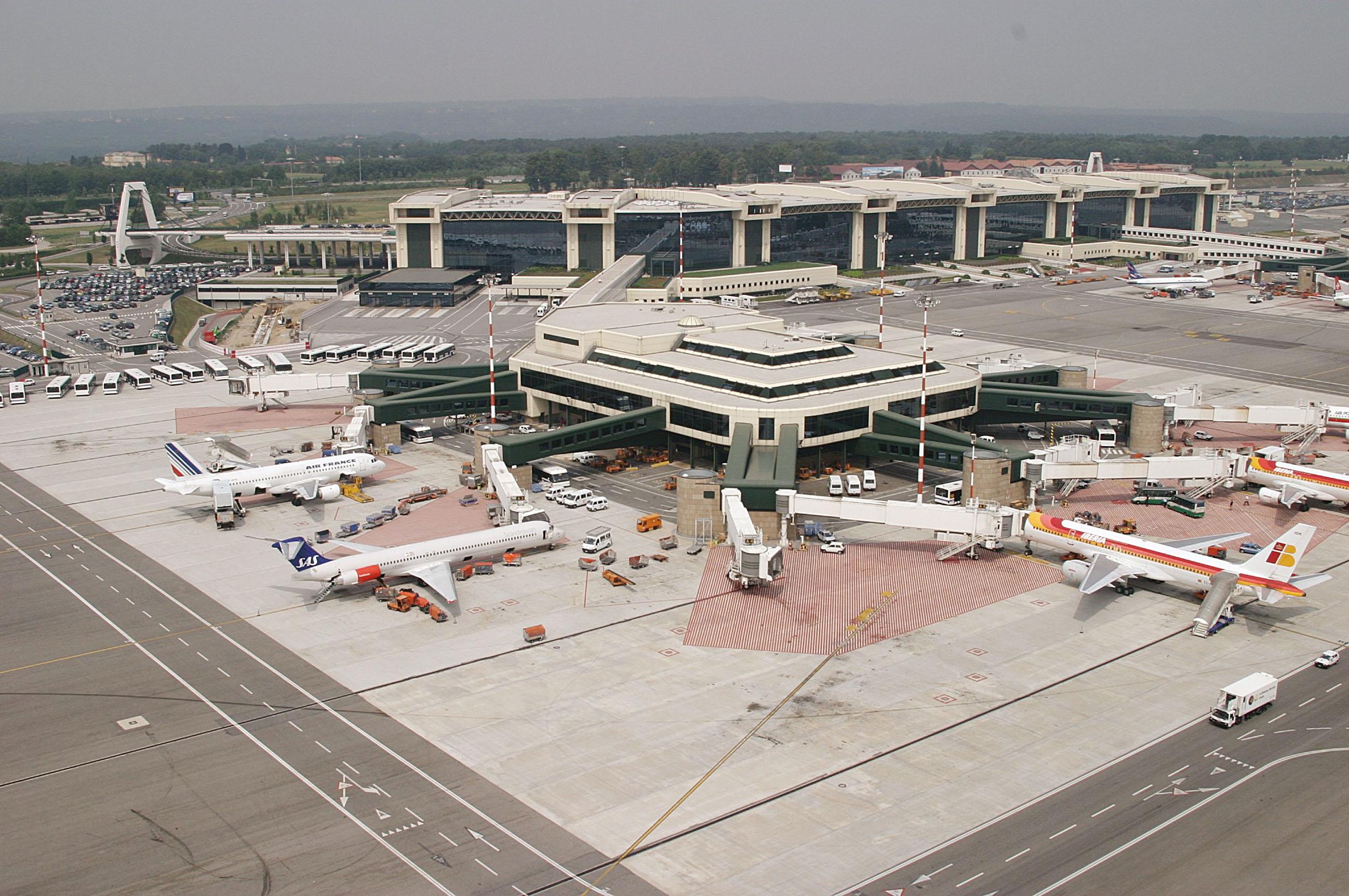 Classifica aeroporti più moderni d'Italia