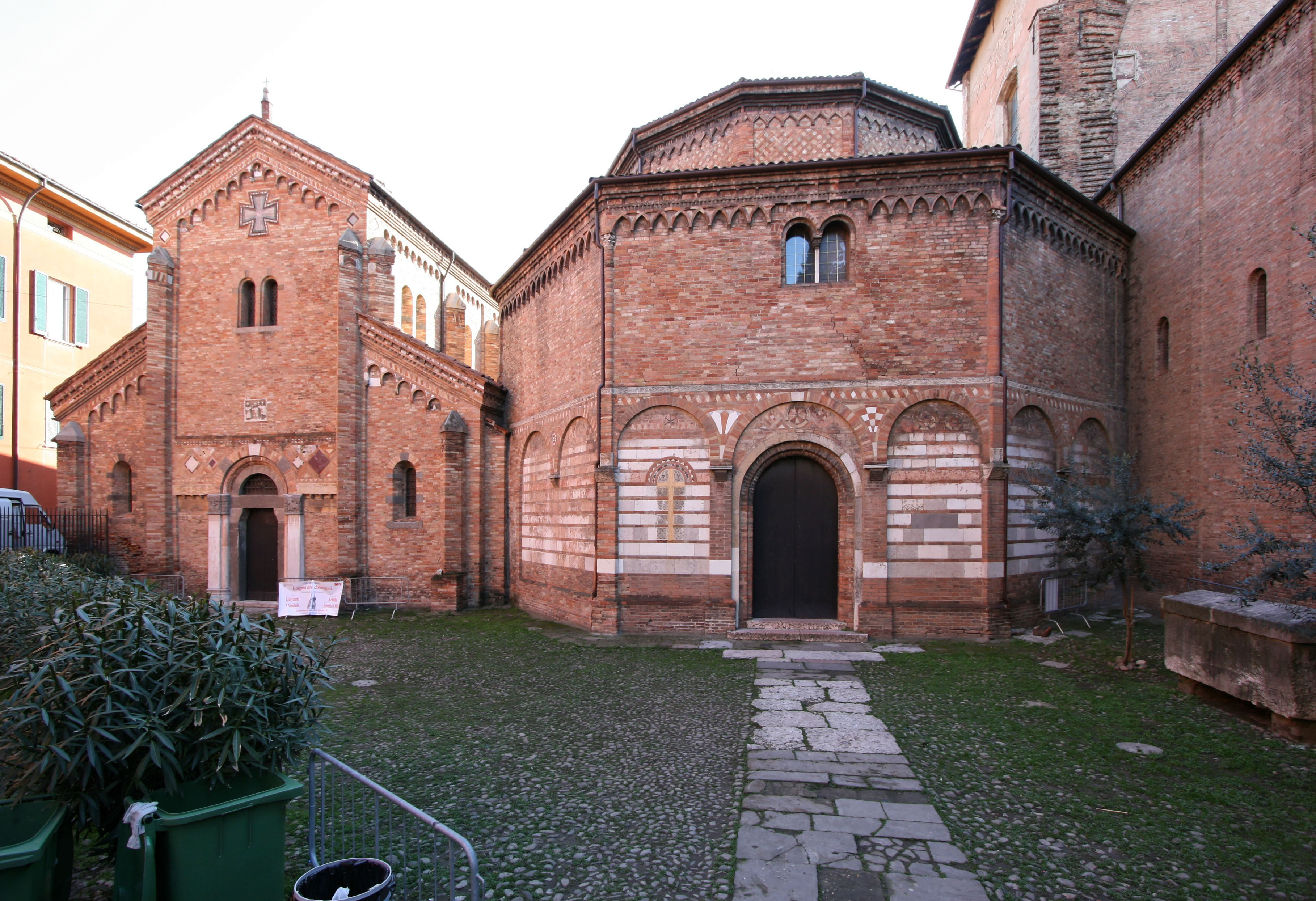 Chiese interesse storico a Bologna