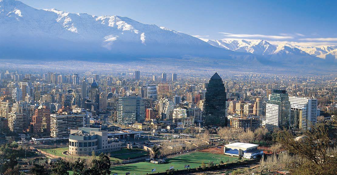 Cosa fare in vacanza a Santiago del Cile