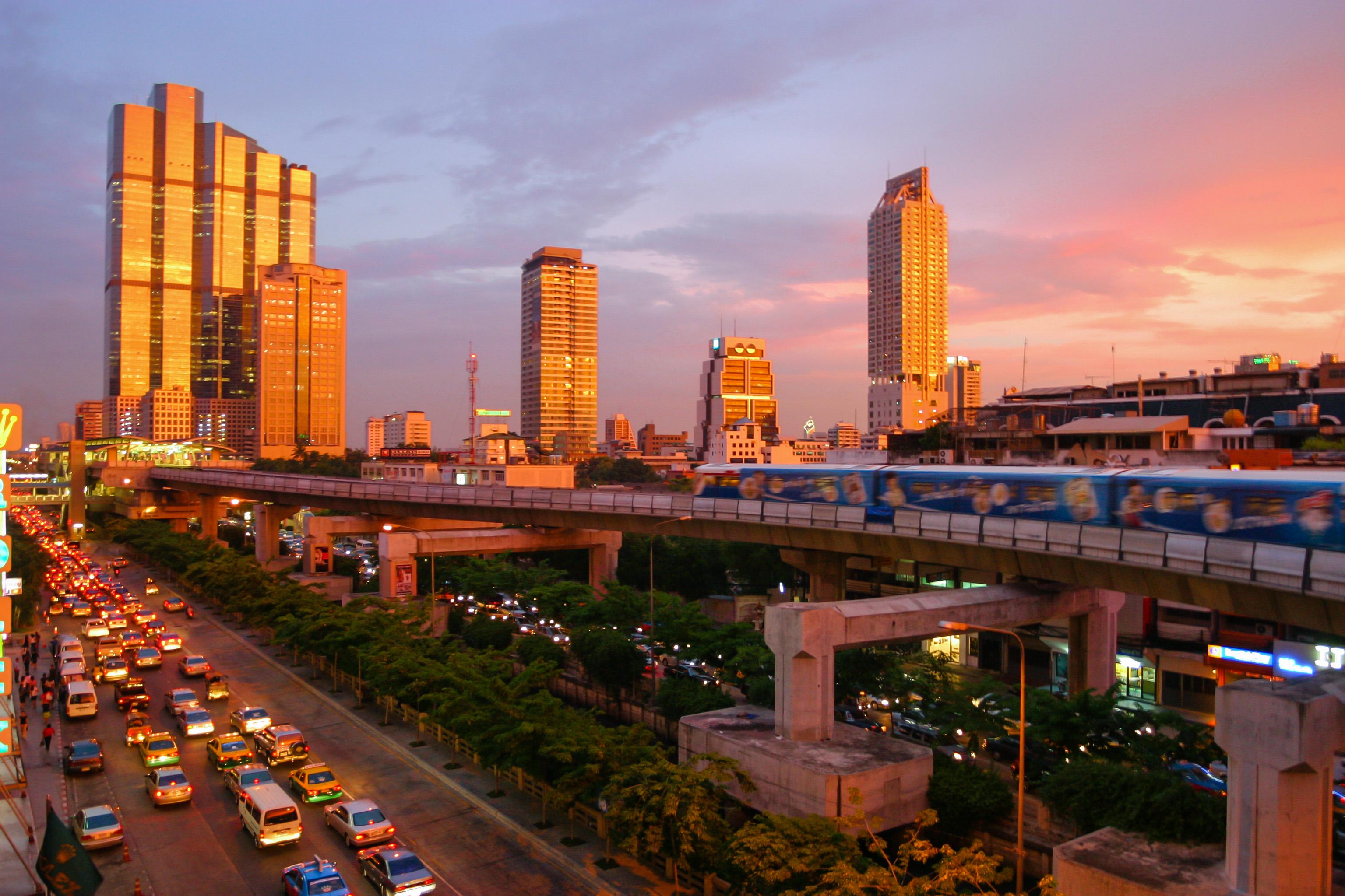 Che temperature Bangkok a novembre