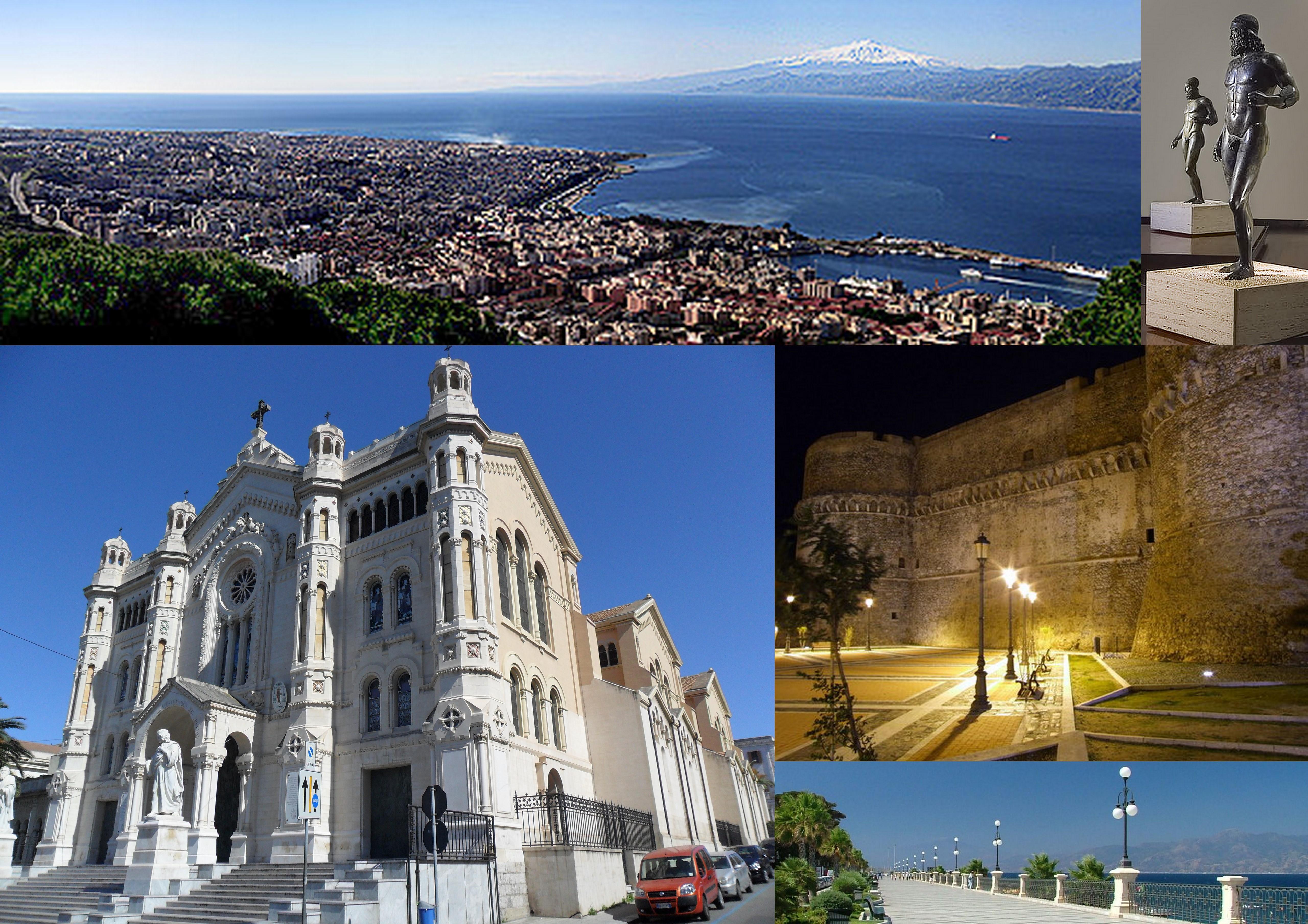 Collage Reggio Calabria 3