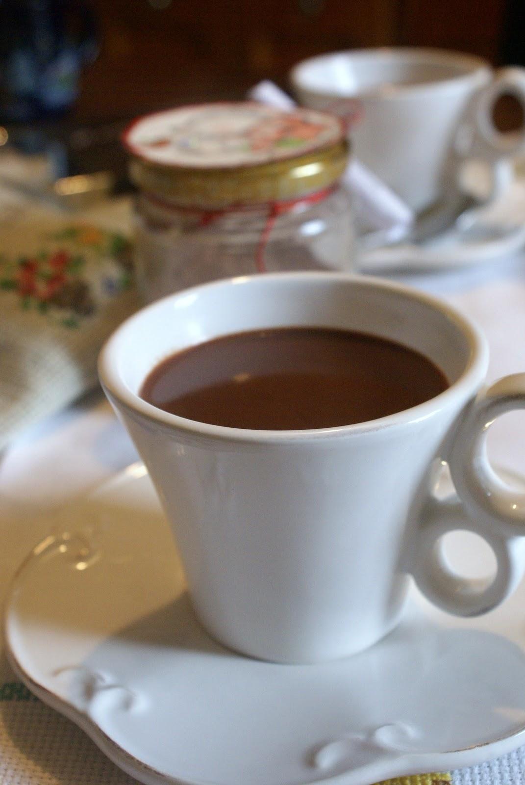 Cioccolata calda a Parigi, cinque mete