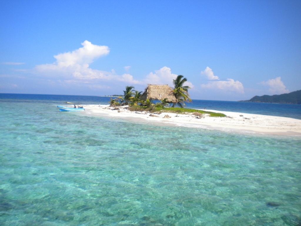 Come raggiungere l'arcipelago di Cayos Cochinos