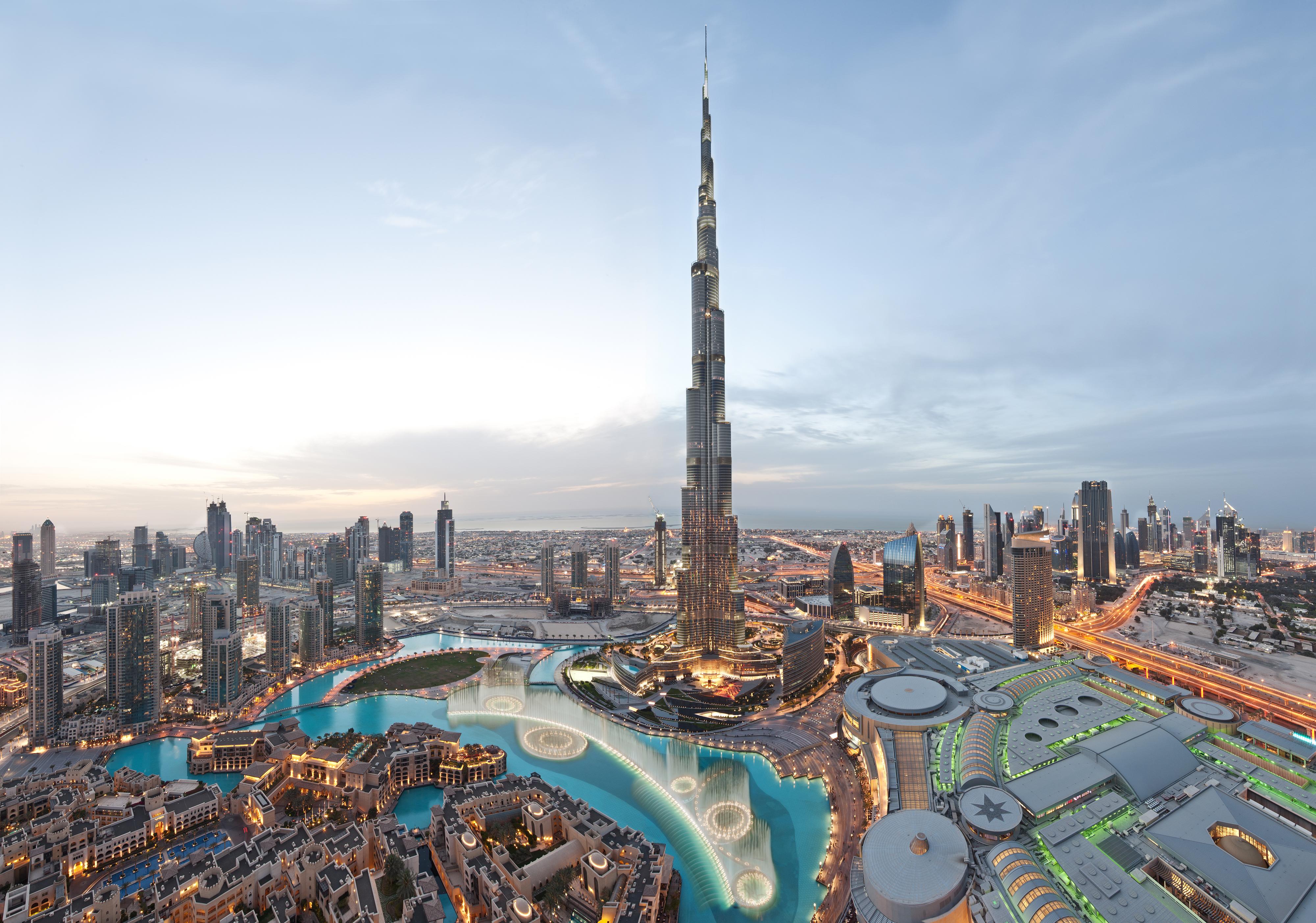 Downtown Dubai Overview