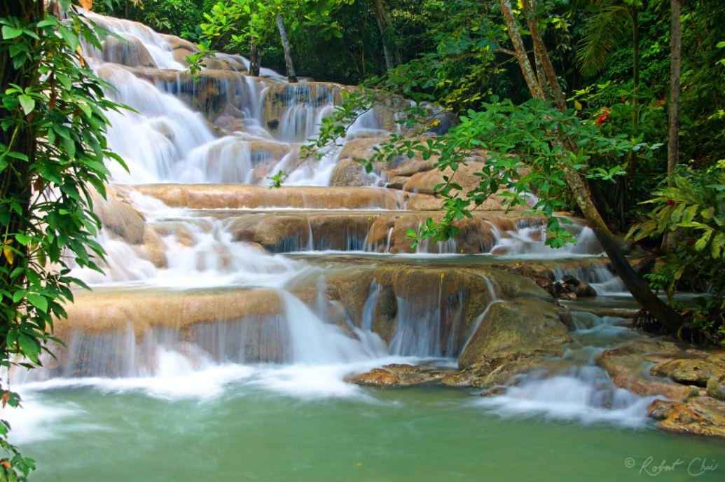 Come arrivare alle Dunn's River Fall in Jamaica