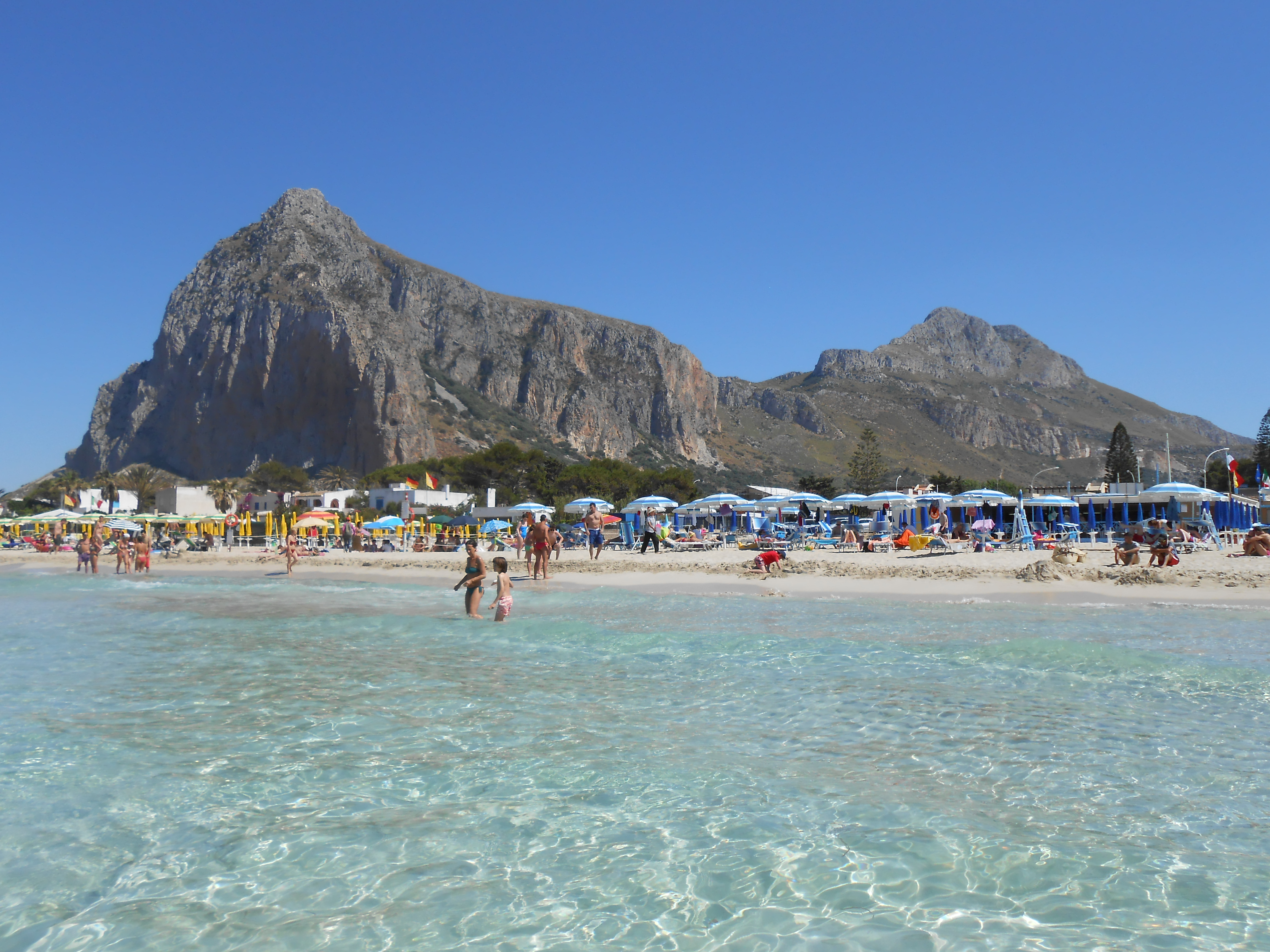 Spiagge dove campeggiare vicino a Palermo