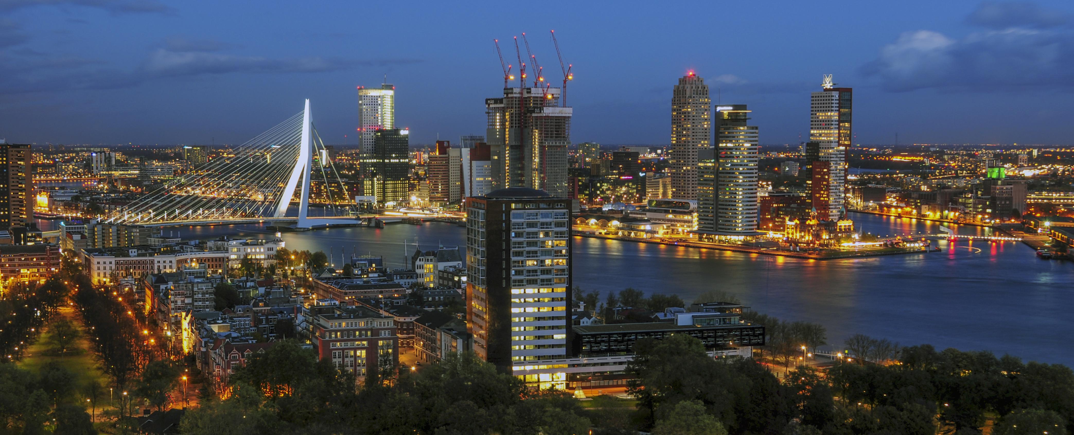 Cinque motivi per visitare Rotterdam