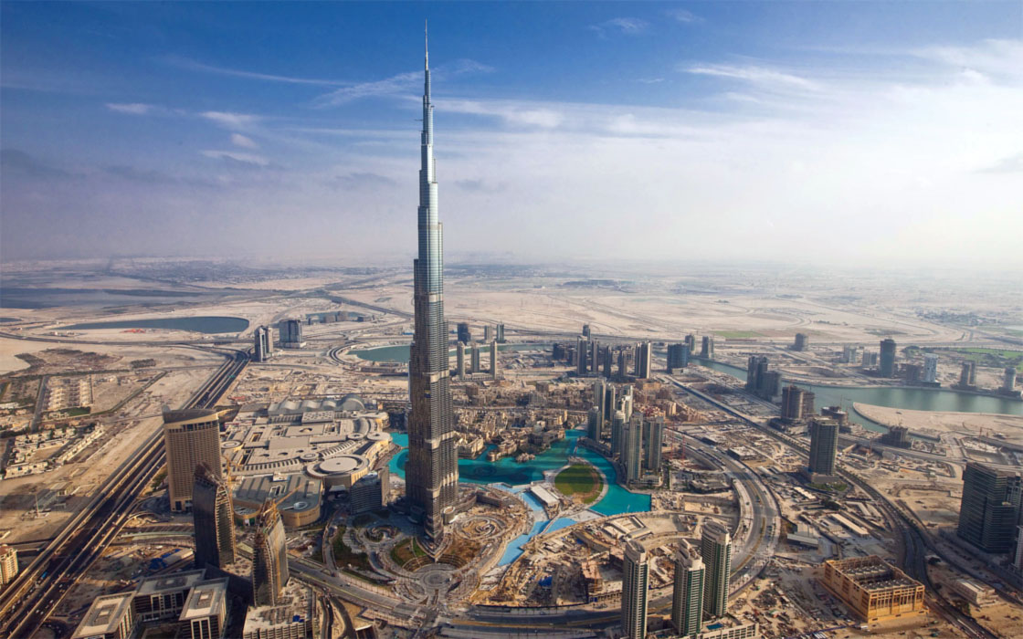 Il-Burj-Khalifa-di-Dubai-è-Il-grattacielo-più-alto-del-mondo