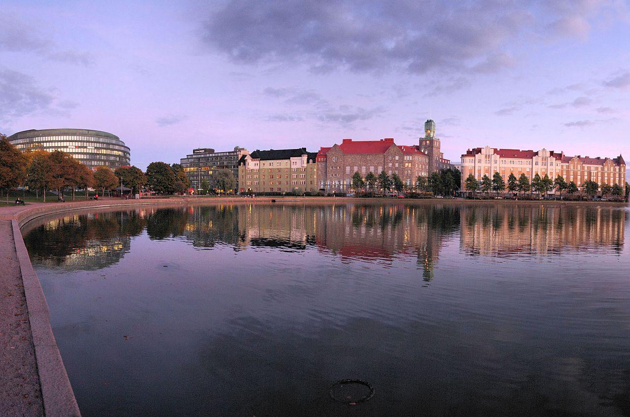 Visita al quartiere Kallio a Helsinki