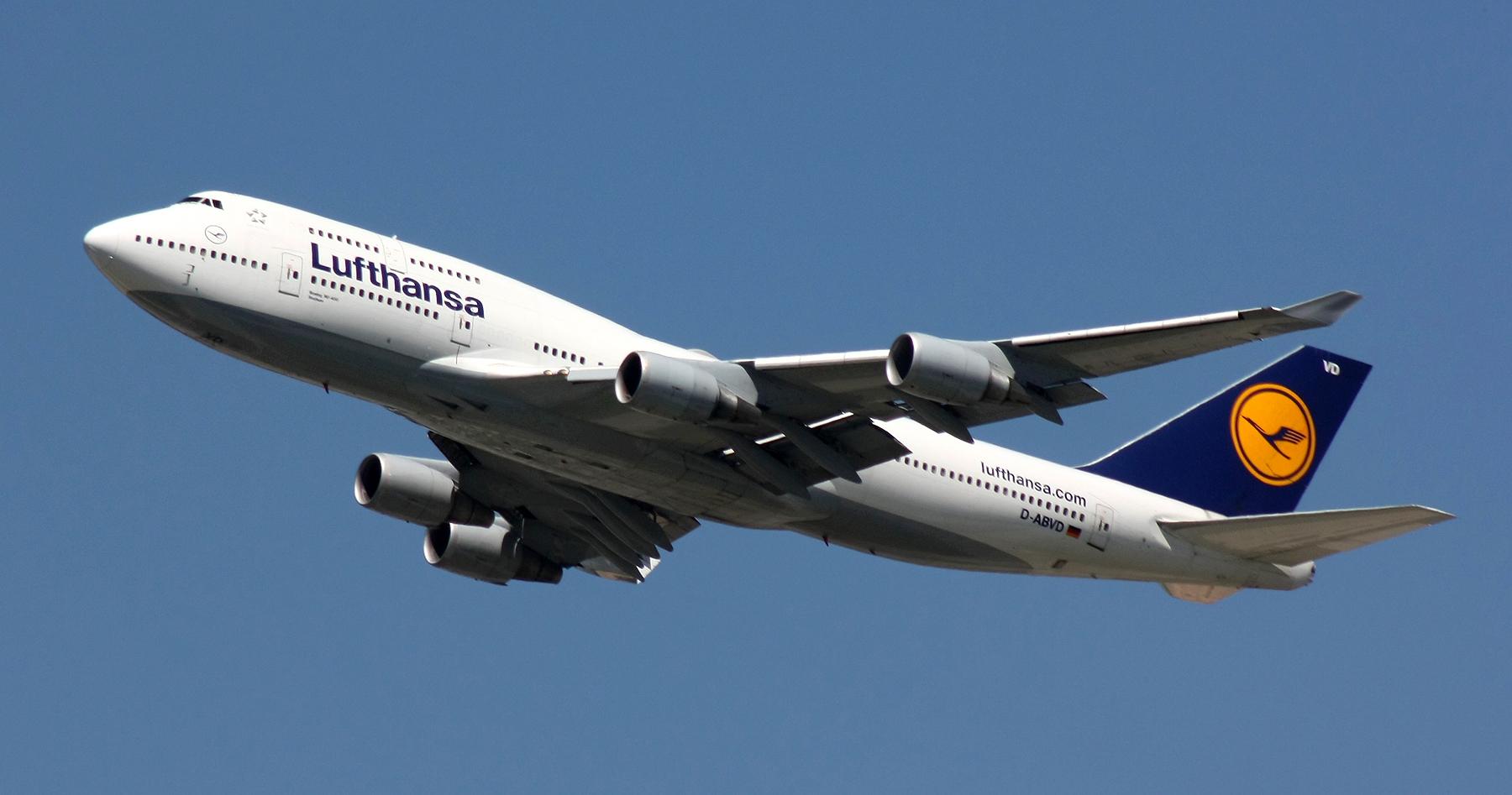 Come controllare status volo Lufthansa