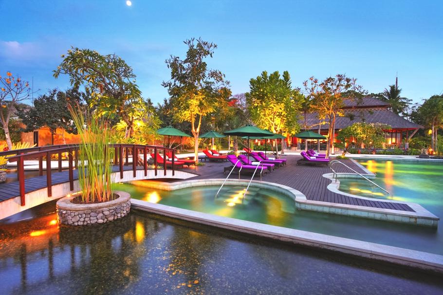 Luxury Hotel Bali Indonesia Picture
