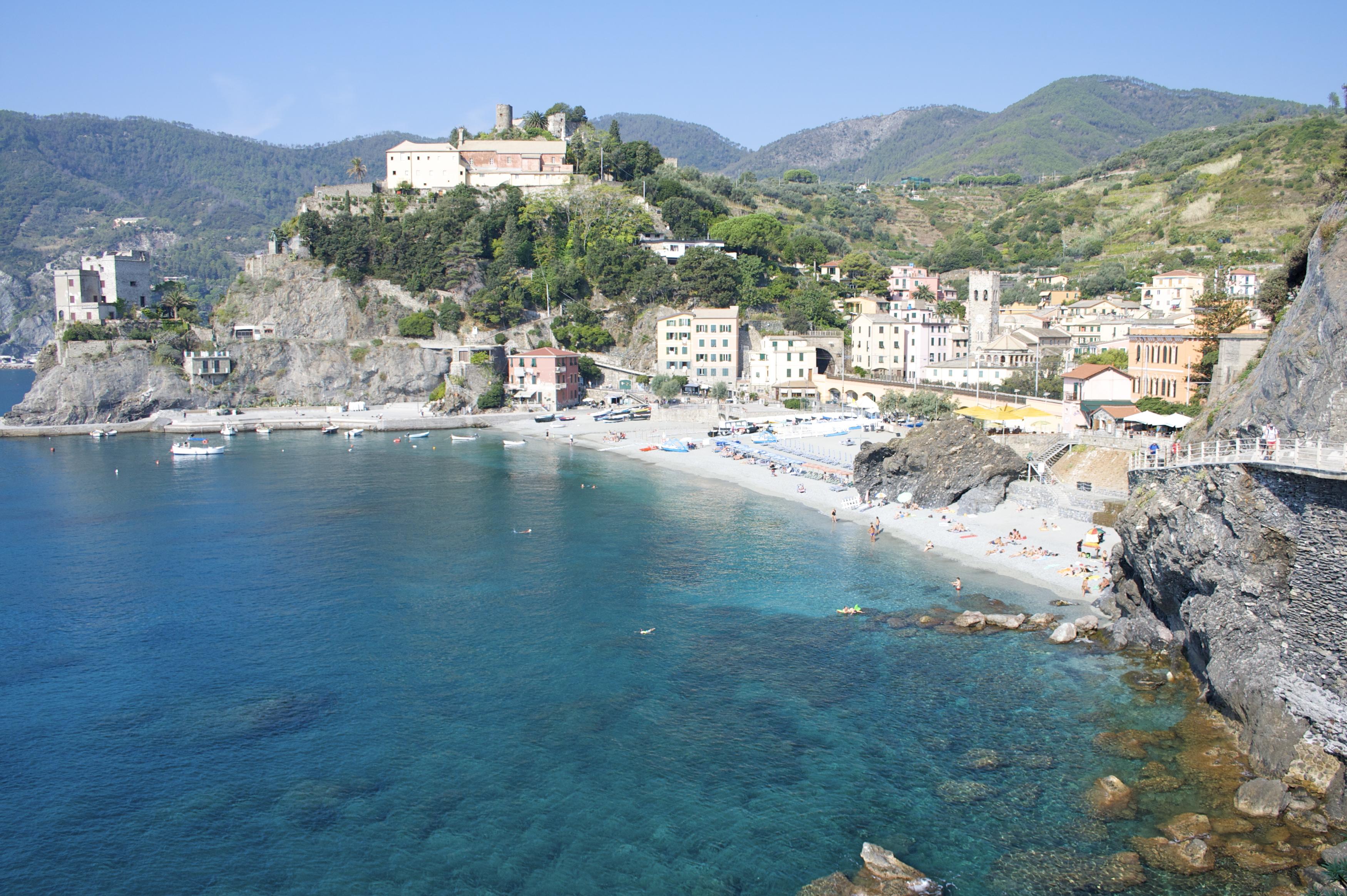 Spiagge sabbia bianca in Liguria