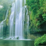 Natural Waterfalls Cover HD chillcover.com