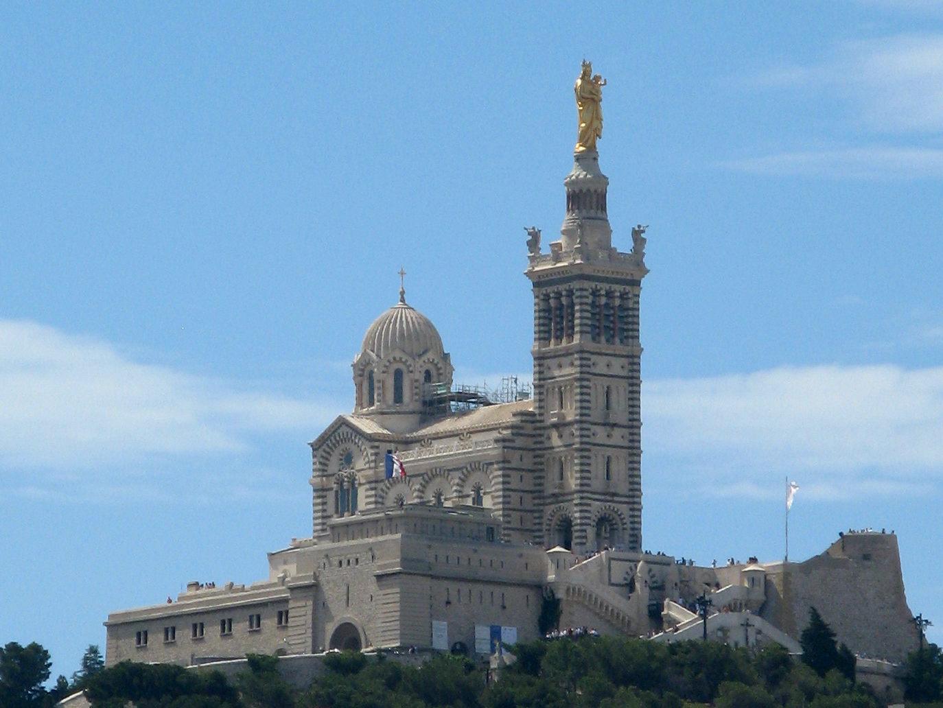 Come raggiungere Notre Dame de la Garde