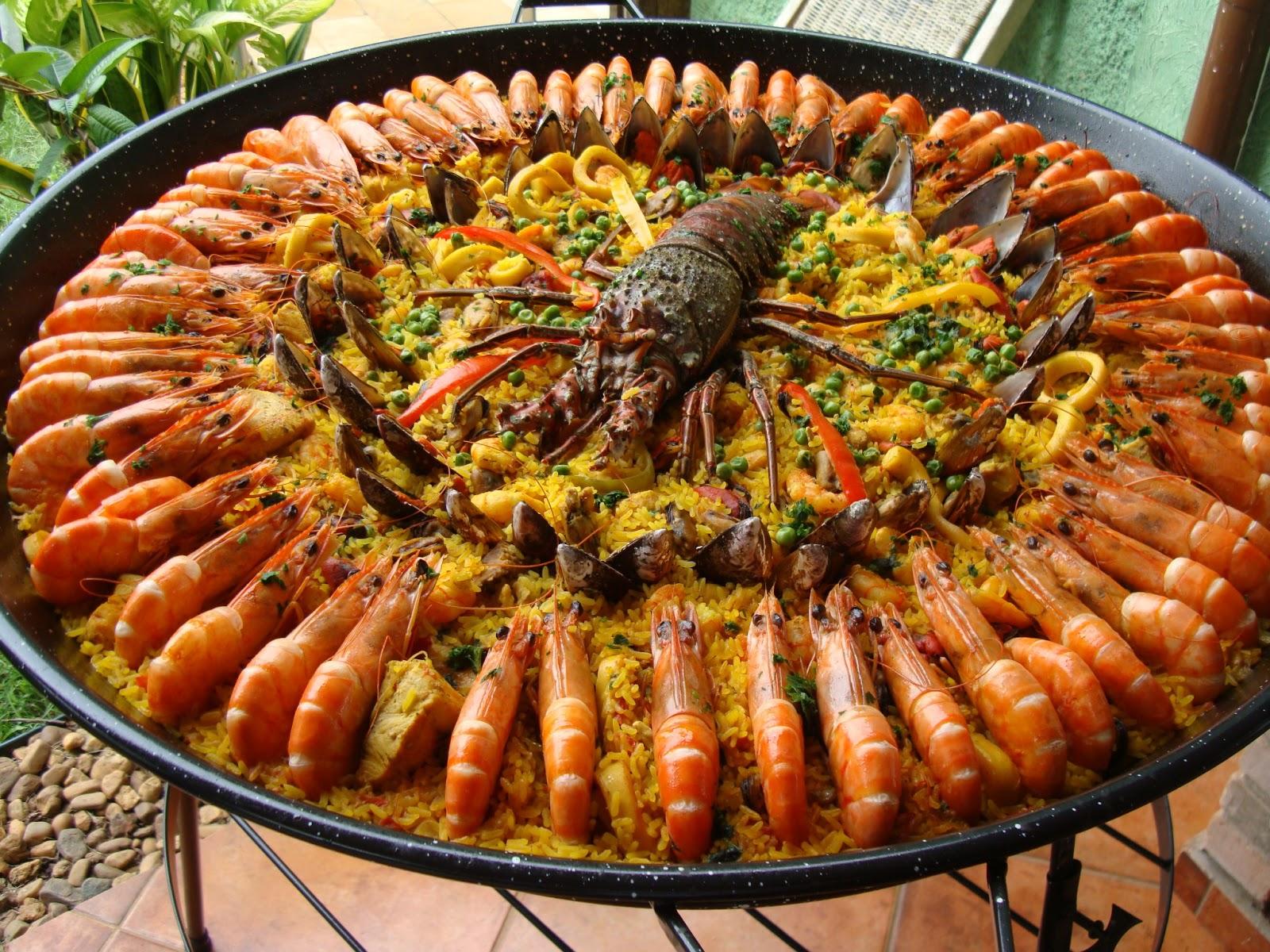 10 piatti tipici spagna meridionale for Cibi tipici di roma