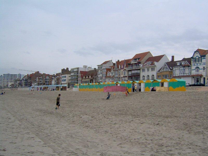 Plage de Dunkerque