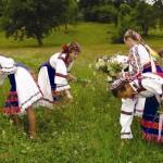 Origini della festa di Sanziene Romania