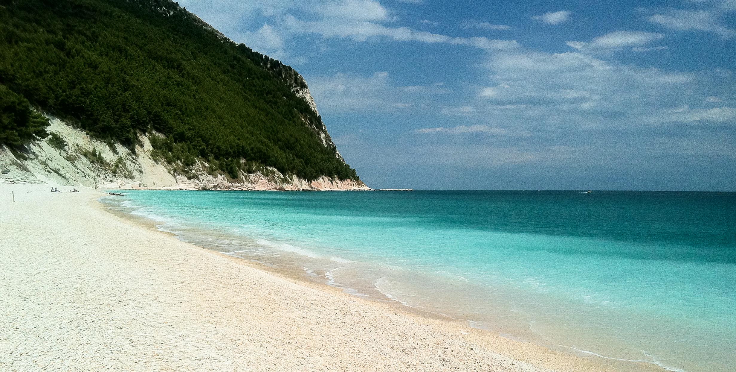 Sirolo spiaggia