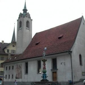 St-Peterskapelle. Foto da www.kathluzern.ch
