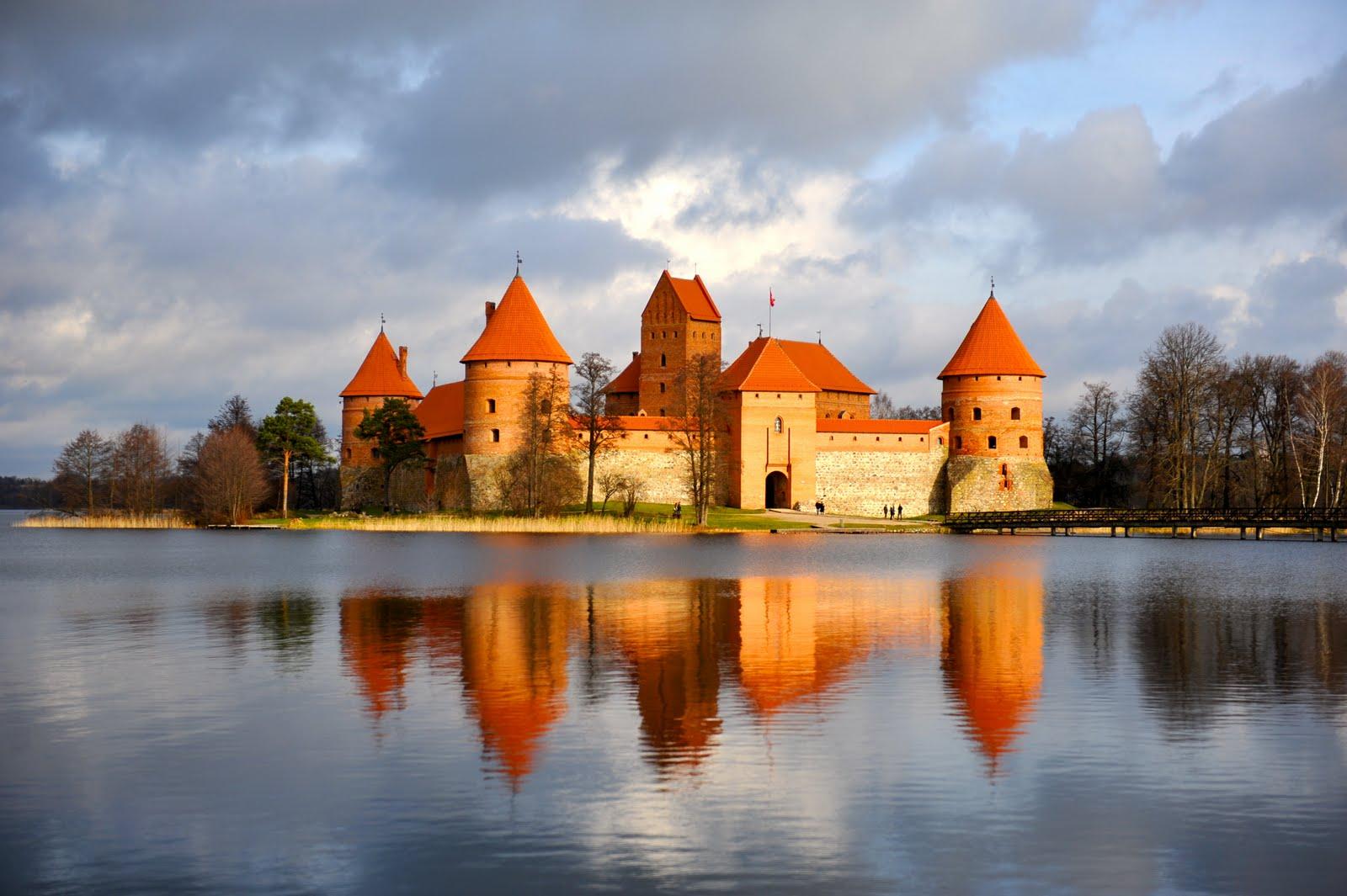 Visita al Castello di Trakai a Vilnius, orari e prezzi