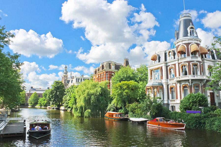 Che temperature Amsterdam luglio