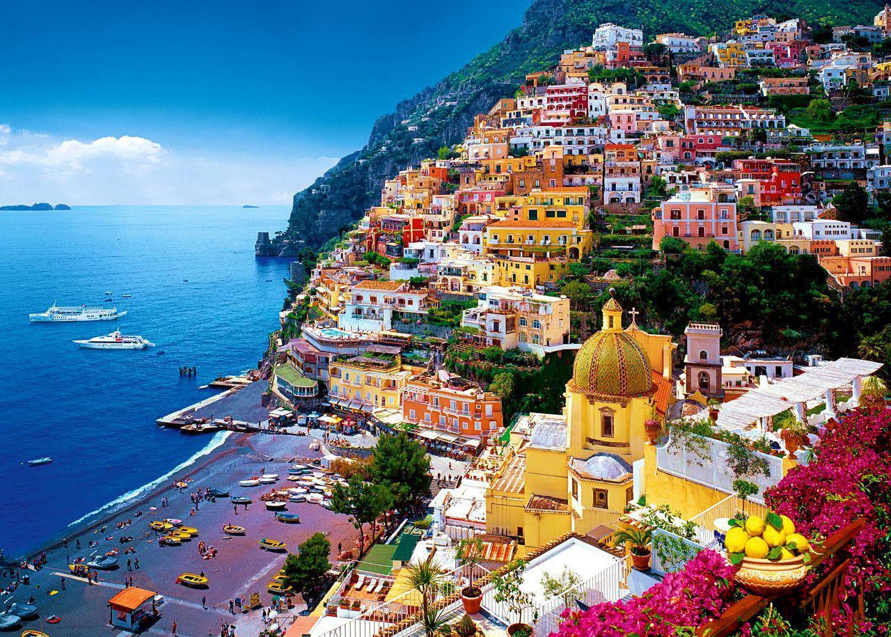 Cinque cose romantiche da fare in coppia ad Amalfi
