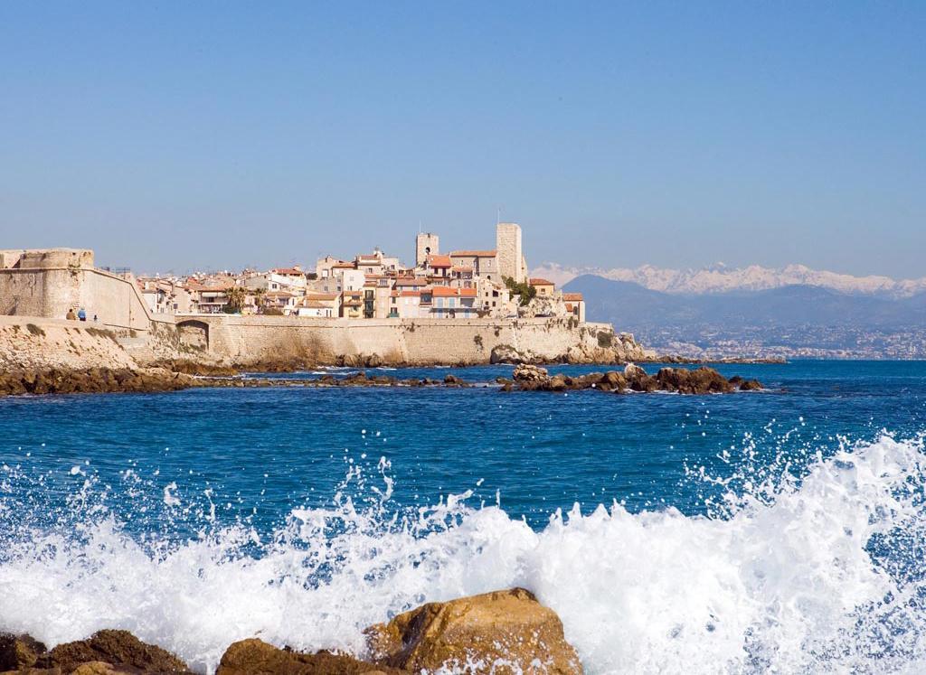 Quali sono le spiagge libere di Antibes?