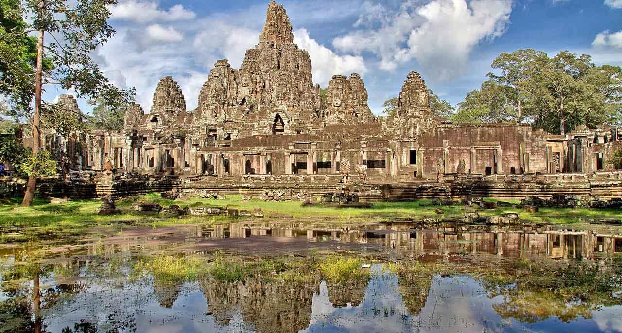 Come arrivare a Siem Reap in Cambogia