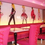 barbie cafe taiwan 3