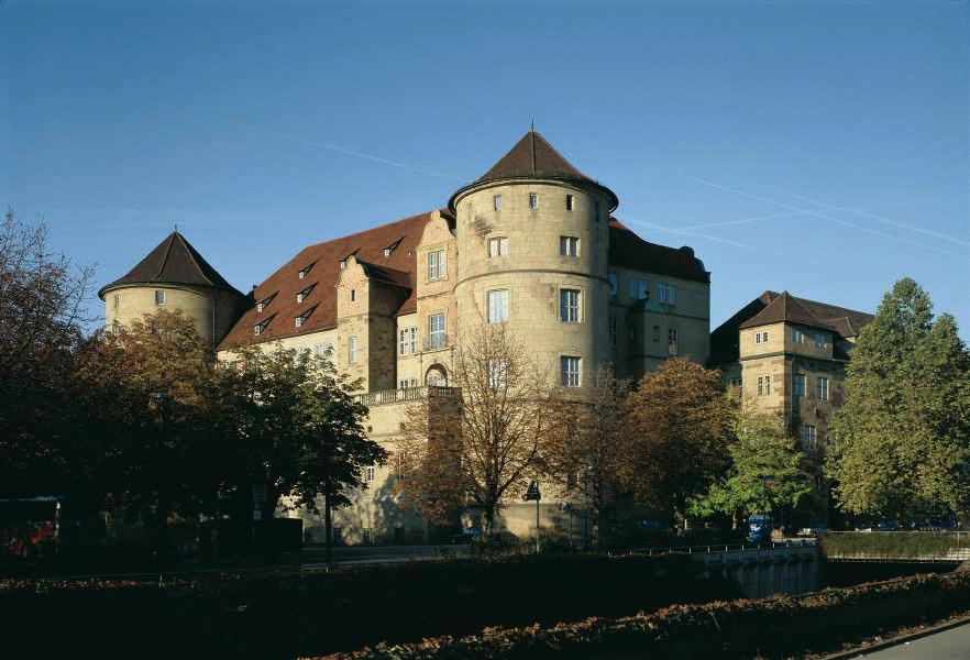 castillo viejo stoccarda