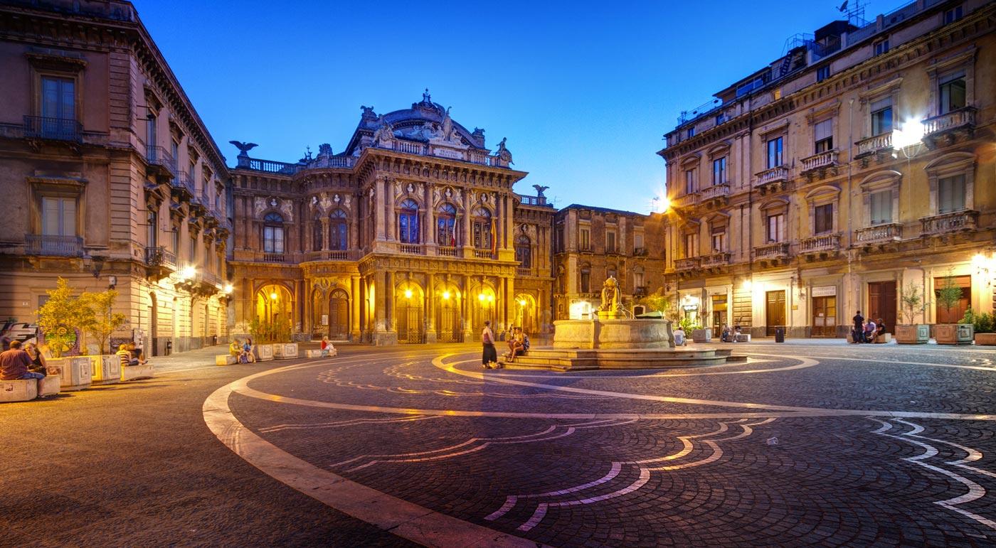 Come spendere poco vacanza a Catania