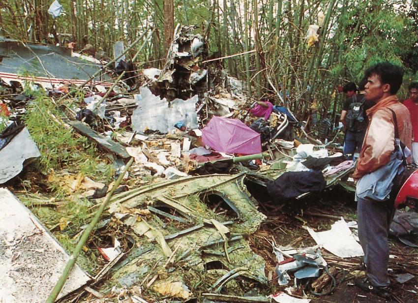 crash Lauda Air 3