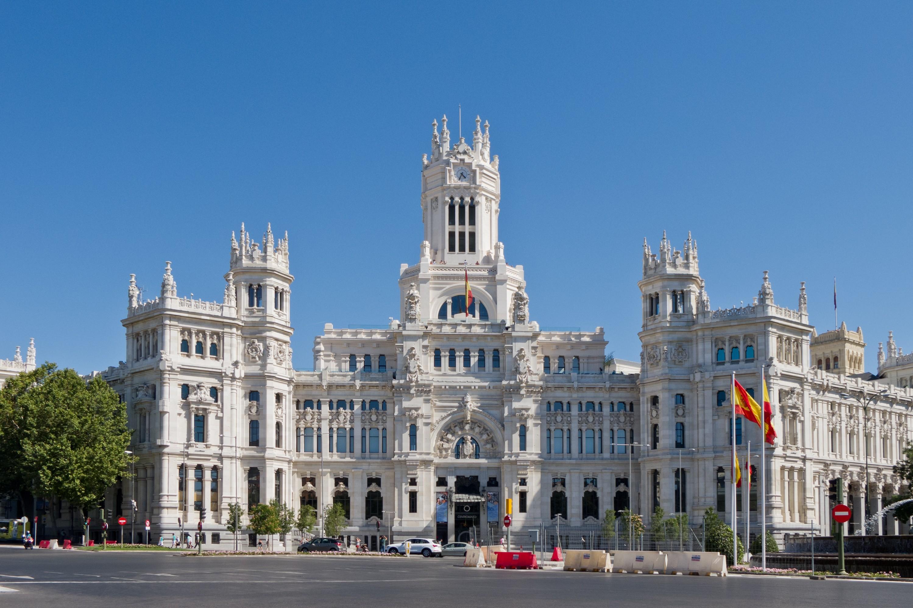 Idee soggiorno regalo weekend di coppia Madrid