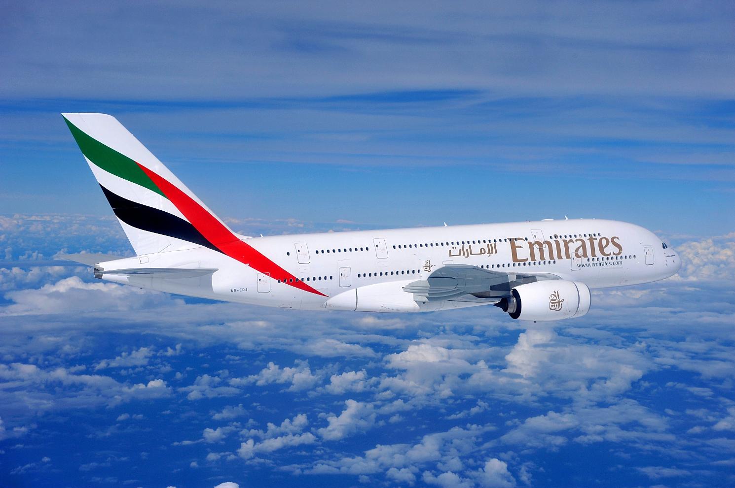 Come controllare status volo Emirates