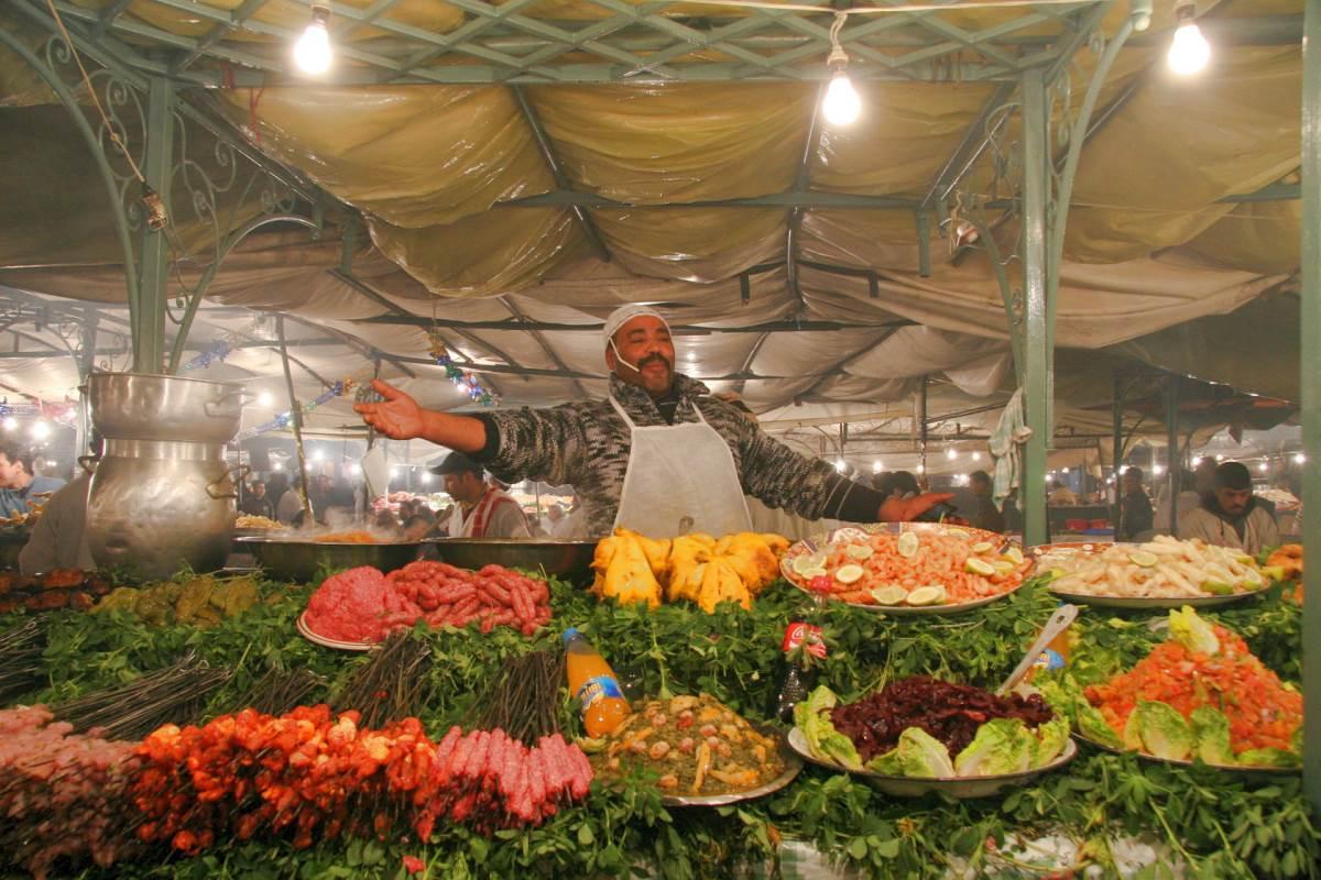 Che temperature Marrakech a dicembre