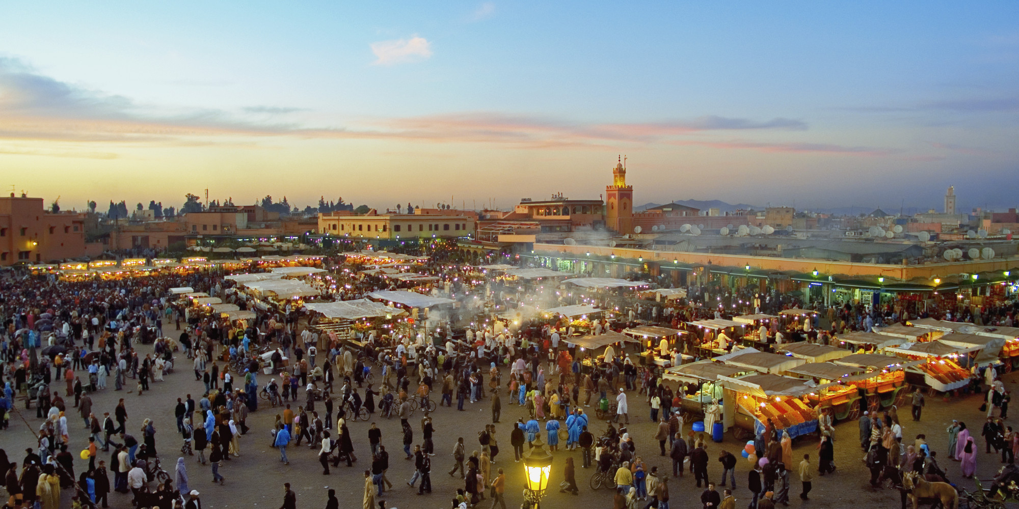 Che temperature Marrakech a luglio