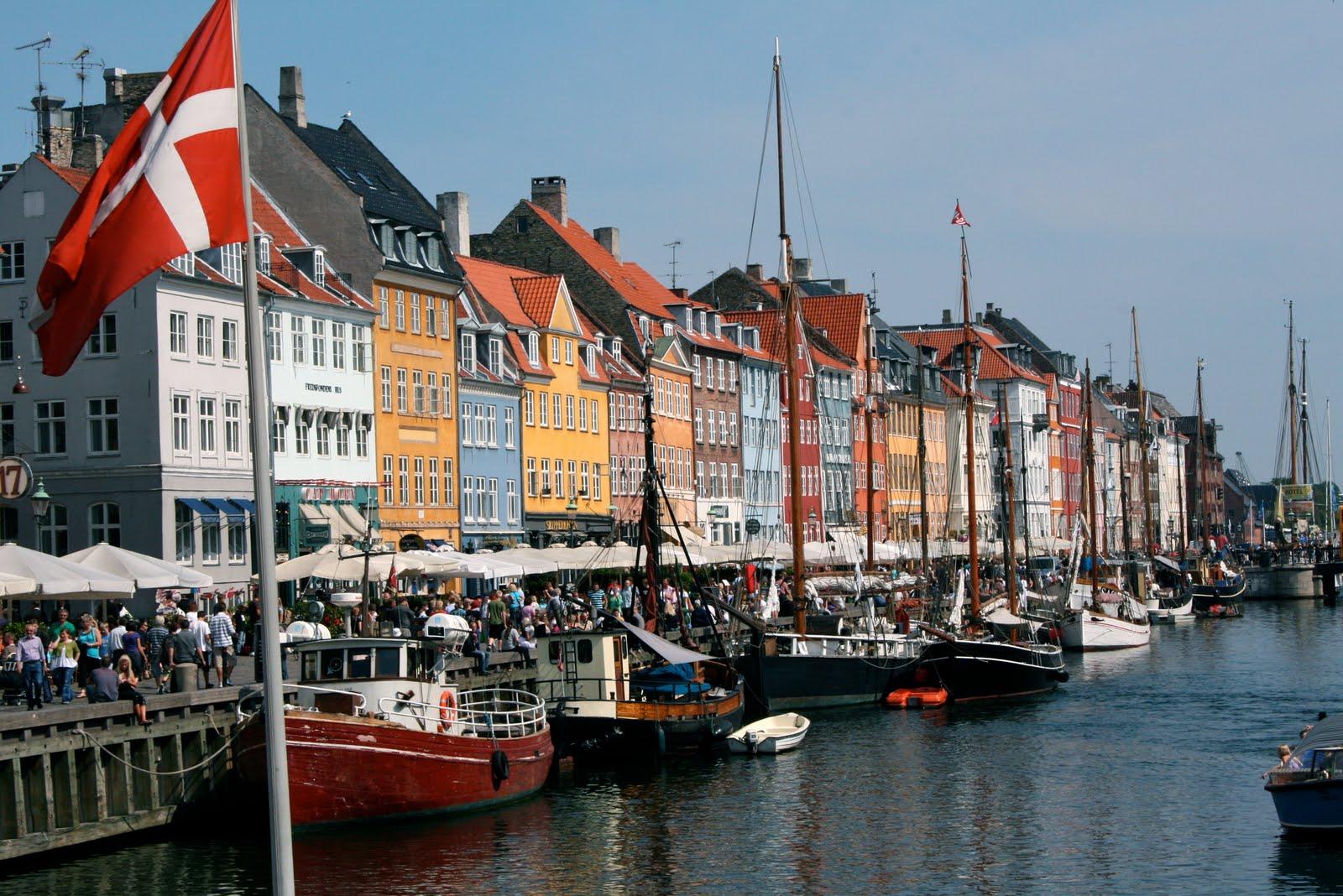 Cinque motivi per visitare la Danimarca in estate