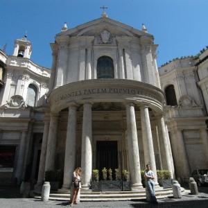 Santa Maria della Pace. Foto da Wikipedia