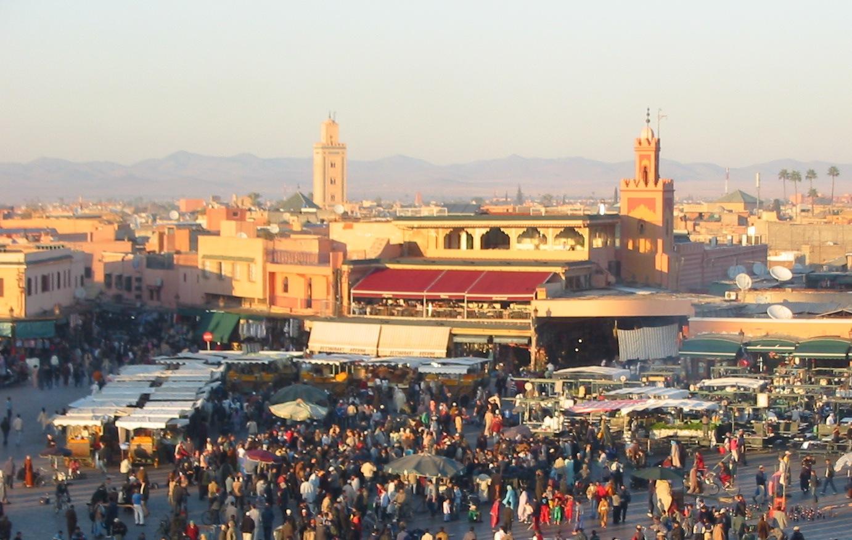 Che temperature Marrakech settembre