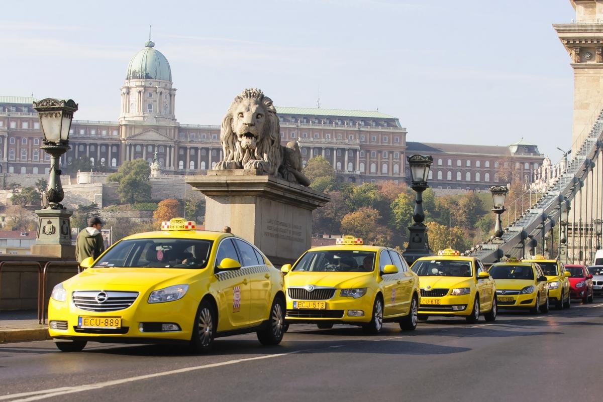 Quanto costa prendere il taxi a Budapest