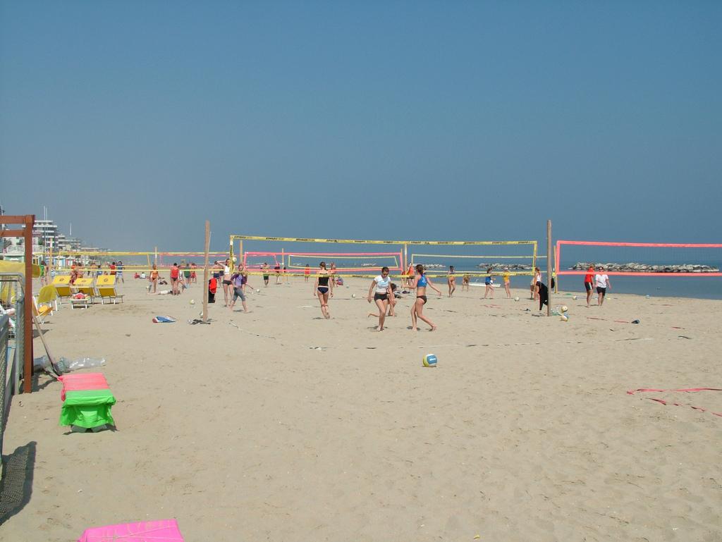 Spiagge sabbia bianca in Emilia Romagna