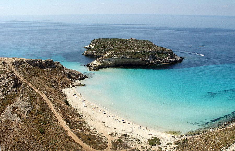 Matrimonio Spiaggia Lampedusa : Lampedusa cosa vedere fare e dove mangiare