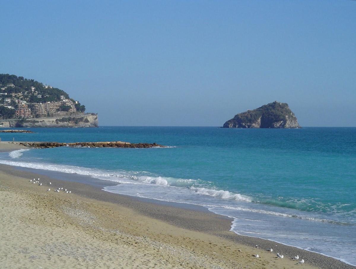 Spiagge più belle della Liguria
